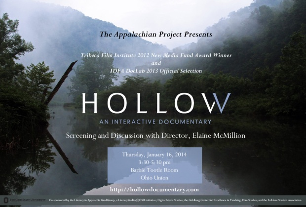Hollow: An interactive Documentary Screening